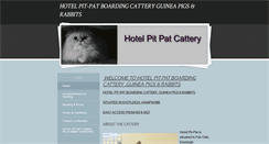 Preview of hotelpitpat.co.uk